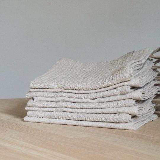 thee en handdoek set