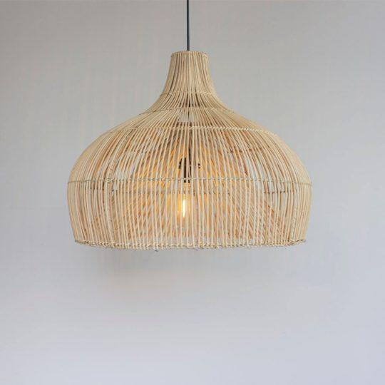 Bamboe hanglamp Maggie