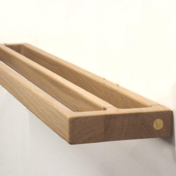 handdoekhouder hout