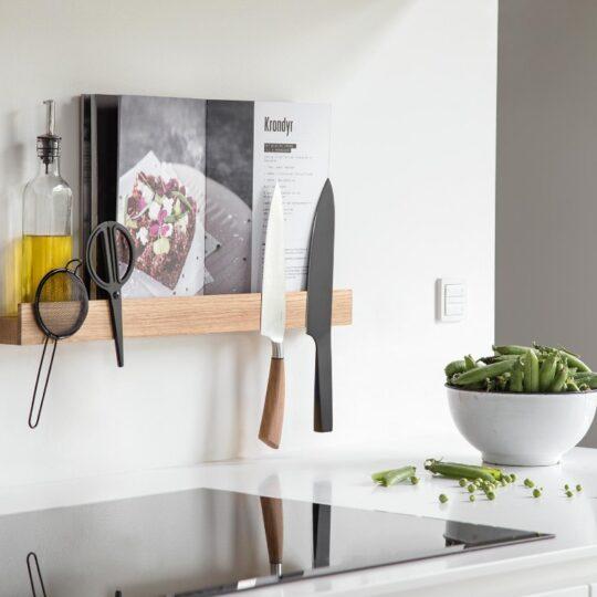 magnet shelf keukenrek
